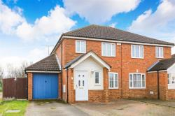 Semi Detached House For Sale Stewartby BEDFORD Bedfordshire MK43