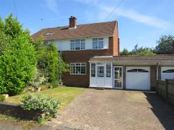 Semi Detached House For Sale Walters Ash High Wycombe Buckinghamshire HP14