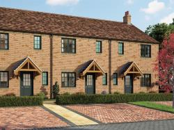 Terraced House For Sale Great Gransden Sandy Bedfordshire SG19