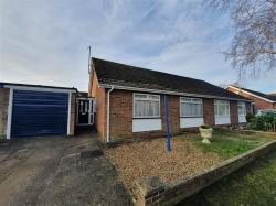 Semi Detached House For Sale  Eaton Socon Cambridgeshire PE19