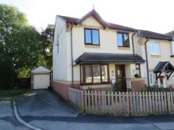 Semi Detached House For Sale Heathfield Newton Abbot Devon TQ12