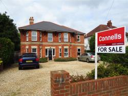 Detached House For Sale  Christchurch Dorset BH23