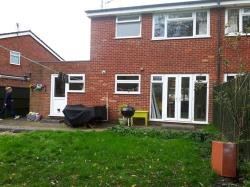 Semi Detached House For Sale Burton Christchurch Dorset BH23