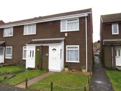 Terraced House For Sale Comet Way Christchurch Dorset BH23