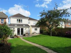 Detached House For Sale  POOLE Dorset BH15