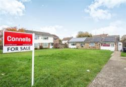 Semi - Detached Bungalow For Sale Oakdale POOLE Dorset BH15