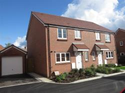 Semi Detached House For Sale Anstee Road Shaftesbury Dorset SP7