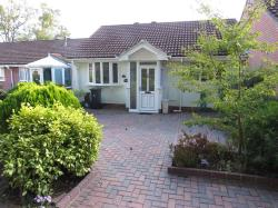 Terraced Bungalow For Sale  Verwood Dorset BH31