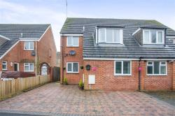 Semi Detached House For Sale Alderholt Fordingbridge Hampshire SP6