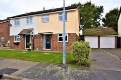 Semi Detached House For Sale Gosfield HALSTEAD Essex CO9