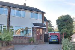 Semi Detached House For Sale Little Baddow Chelmsford Essex CM3