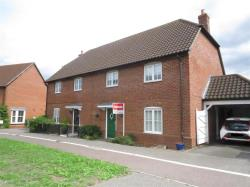 Semi Detached House For Sale Springfield Chelmsford Essex CM2
