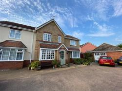 Terraced House For Sale Leavenheath Colchester Essex CO6