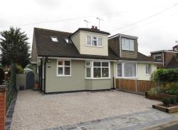 Semi - Detached Bungalow For Sale  Rayleigh Essex SS6