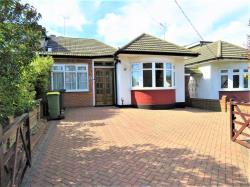 Semi - Detached Bungalow For Sale  Leigh-On-Sea Essex SS9