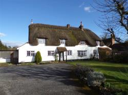 Semi Detached House For Sale Stoke Andover Wiltshire SP11