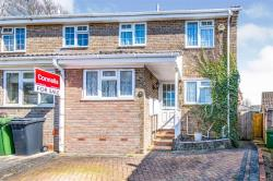 Terraced House For Sale Bishopstoke Eastleigh Hampshire SO50