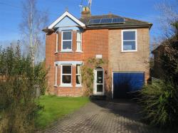 Detached House For Sale Lockerley Romsey Hampshire SO51