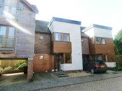 Terraced House For Sale Kings Worthy Winchester Hampshire SO23