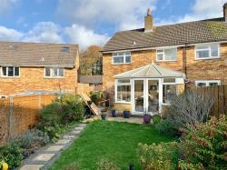 Semi Detached House For Sale  Winchester Hampshire SO23