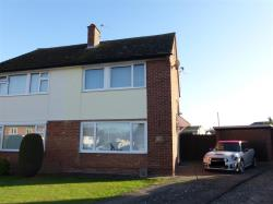 Semi Detached House For Sale  Hereford Herefordshire HR4