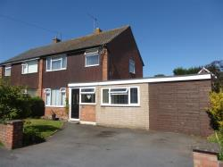 Semi Detached House For Sale Lower Bullingham Hereford Herefordshire HR2