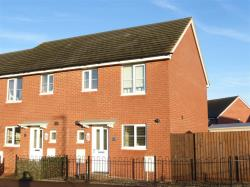 Semi Detached House For Sale Saxon Gate Hereford Herefordshire HR2