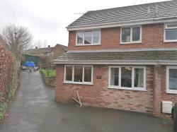 Semi Detached House For Sale Moreton-On-Lugg Hereford Herefordshire HR4