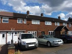Terraced House For Sale  BOREHAMWOOD Hertfordshire WD6