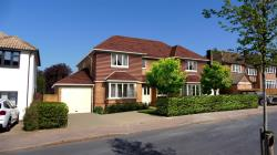 Semi Detached House For Sale 41 Bloomfield Road Harpenden Hertfordshire AL5