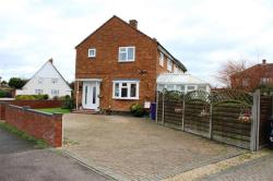 Semi Detached House For Sale  Letchworth Garden City Hertfordshire SG6