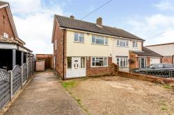 Semi Detached House For Sale Langford Biggleswade Bedfordshire SG18