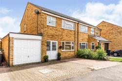 Semi Detached House For Sale Stotfold Hitchin Hertfordshire SG5