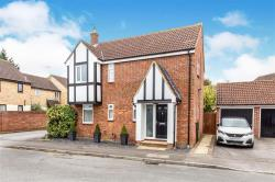 Detached House For Sale Chells Manor Stevenage Hertfordshire SG2