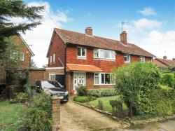 Semi Detached House For Sale Croxley Green Rickmansworth Hertfordshire WD3