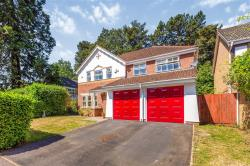 Detached House For Sale Nascot Wood Watford Hertfordshire WD17