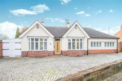 Detached Bungalow For Sale Narborough Leicester Leicestershire LE19