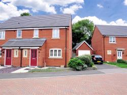 Semi Detached House For Sale Huncote Leicester Leicestershire LE9