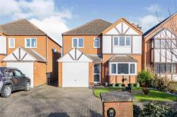 Detached House For Sale Croft Leicester Leicestershire LE9