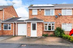 Semi Detached House For Sale Whetstone Leicester Leicestershire LE8