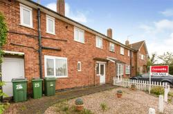 Terraced House For Sale Cosby Leicester Leicestershire LE9
