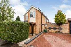 Semi Detached House For Sale Blaby Leicester Leicestershire LE8