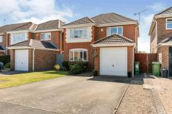 Detached House For Sale Narborough Leicester Leicestershire LE19