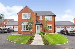 Detached House For Sale  Sapcote Leicestershire LE9