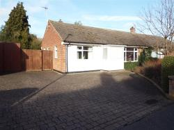 Semi - Detached Bungalow For Sale Desford Leicester Leicestershire LE9