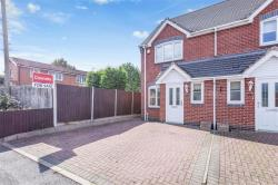 Semi Detached House For Sale Barwell Leicester Leicestershire LE9