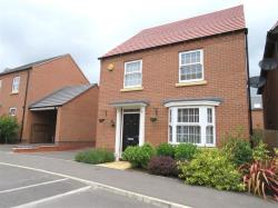 Detached House For Sale Glenfield Leicester Leicestershire LE3