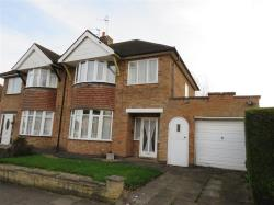Semi Detached House For Sale Off Uppingham Road Leicester Leicestershire LE5