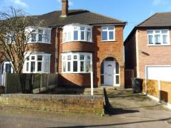 Semi Detached House For Sale Stoneygate Leicester Leicestershire LE2