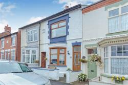Terraced House For Sale Anstey Leicester Leicestershire LE7